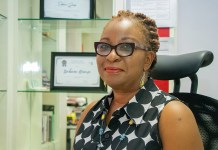 Ivie Imasogie-Adigun, Group Head, HR, Sahara Group