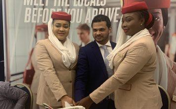 Emirates Celebrates 15 years of service to Nigeria