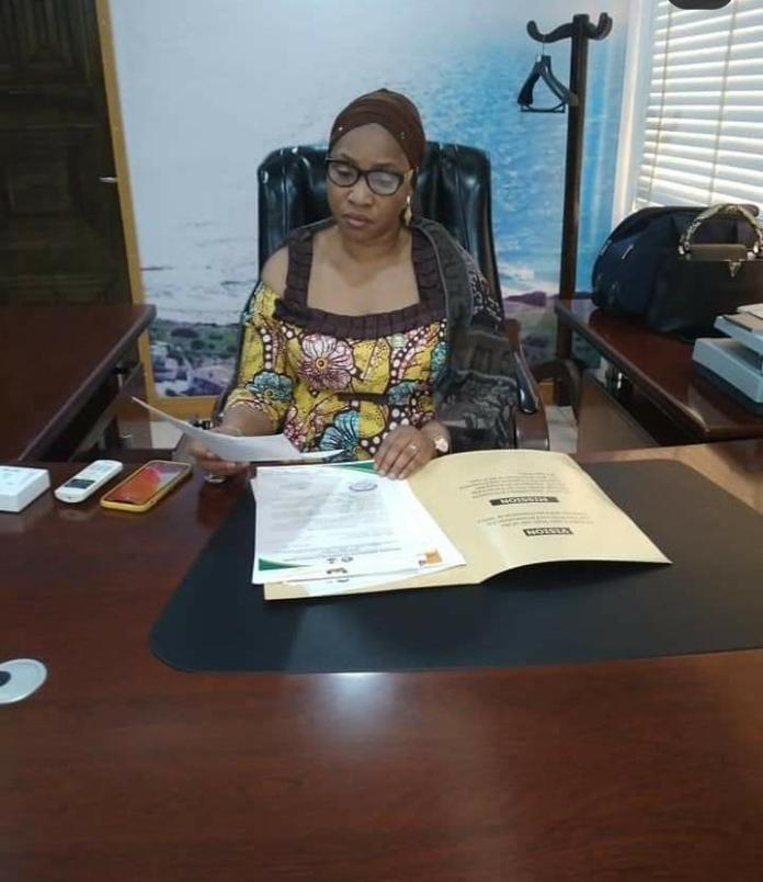 Uzamat Akinbile-Yusuf, new Lagos Commissioner of Tourism, Arts and Culture