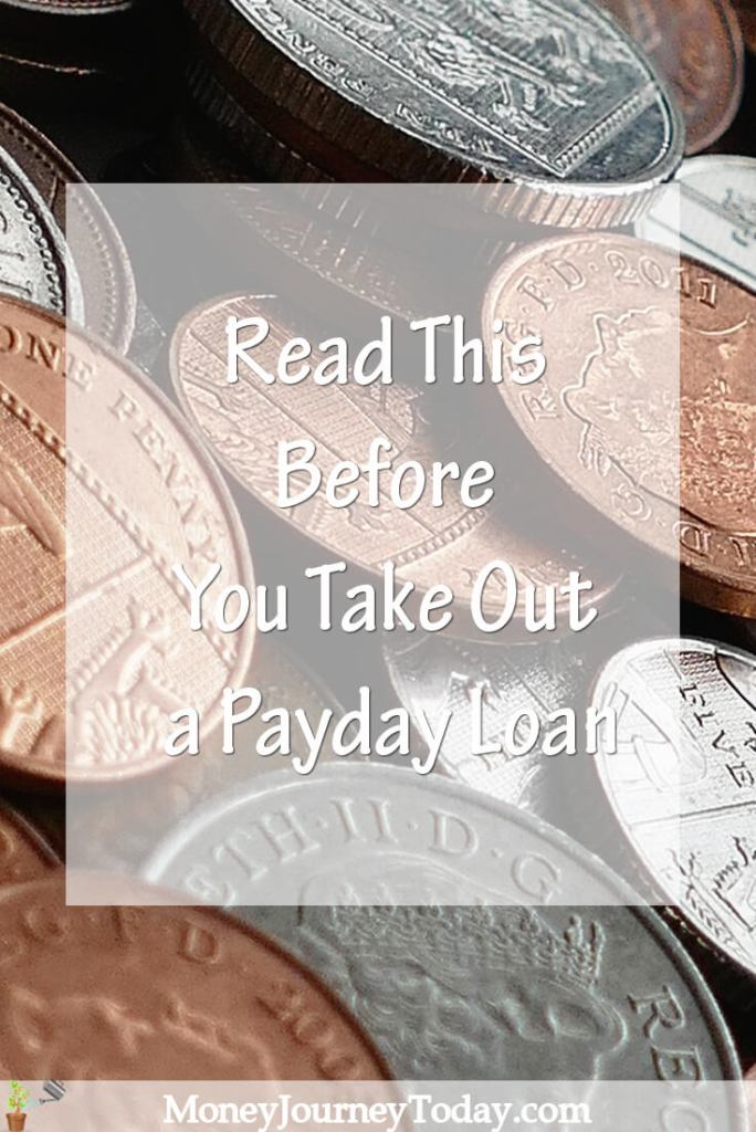 Read This Before You Take Out A Payday Loa
