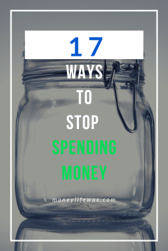 17 ways to stop spending money