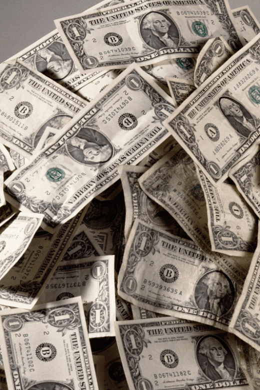 what is a windfall of money?
