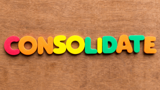 should you consolidate student loans
