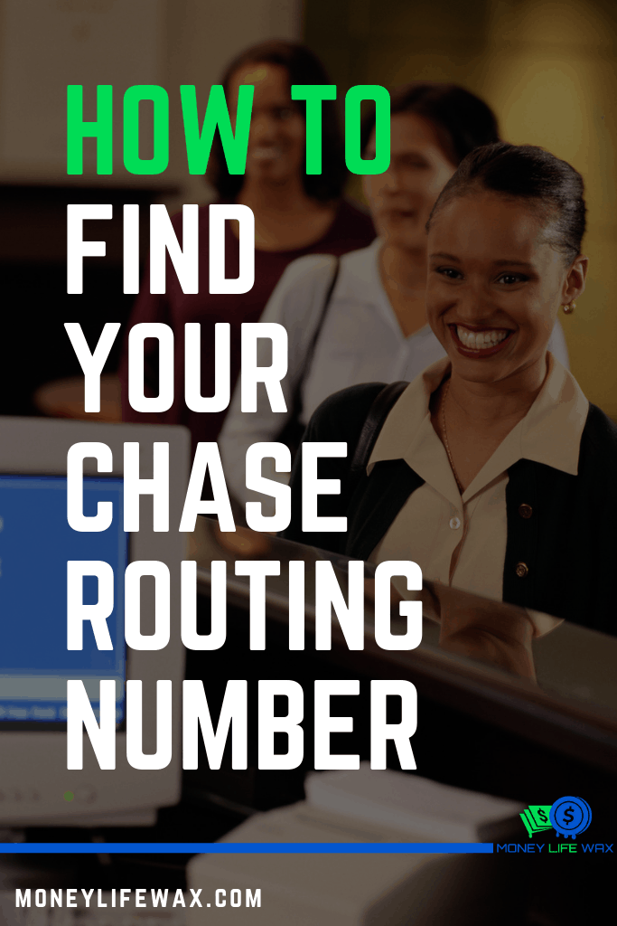 chase routing number fast