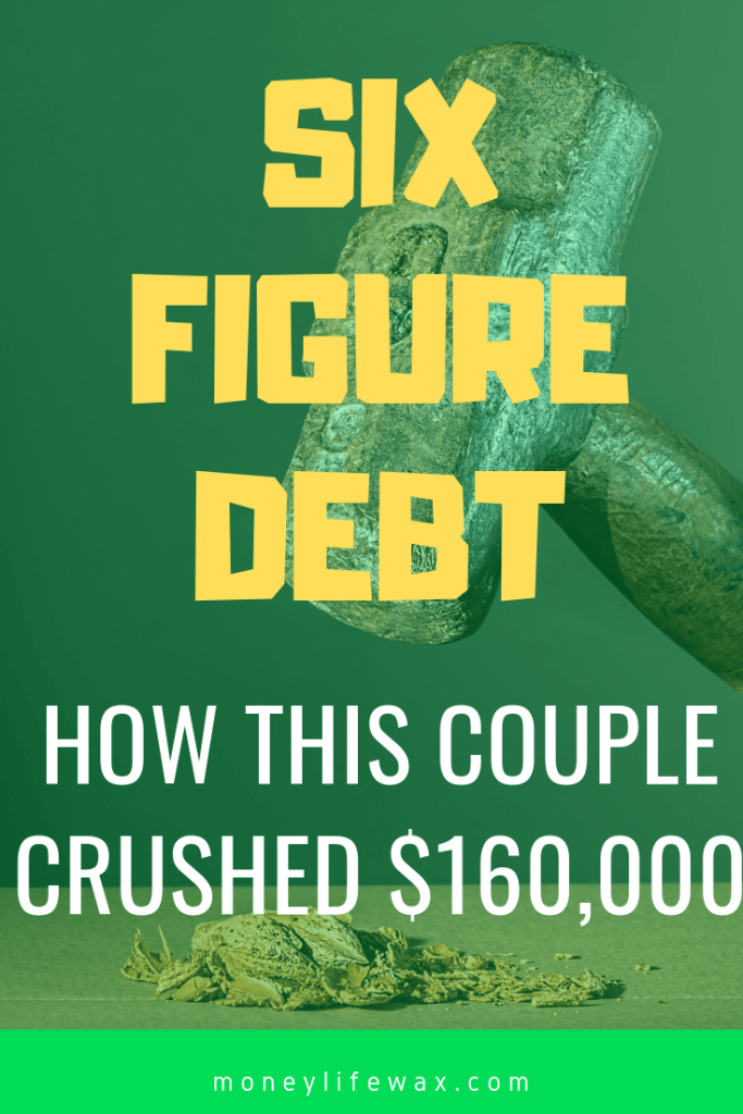 Read how this couple crushed six-figures in debt in under three years!