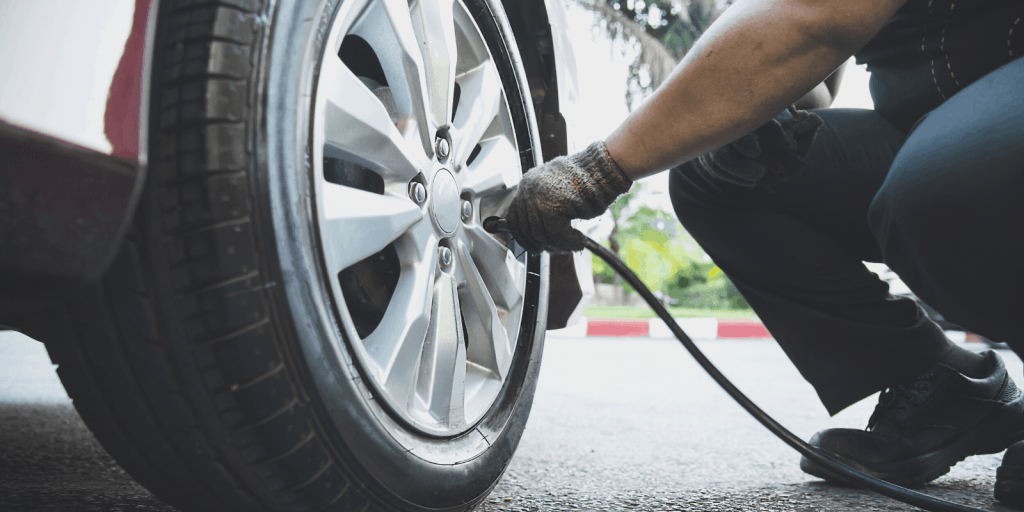 Where To Get Free Air For Your Tires 5 Places Money Life Wax