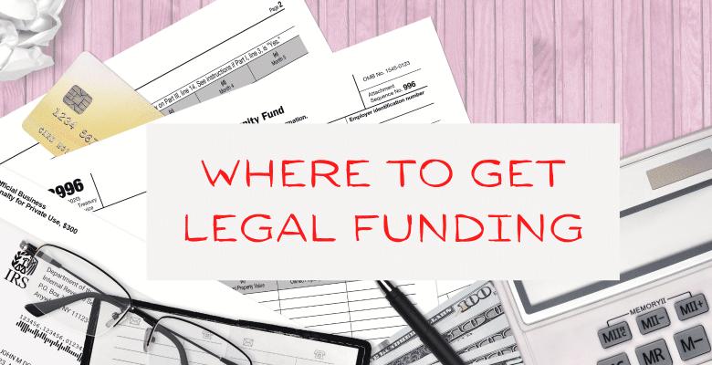legal funding