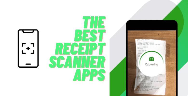 receipt scanner app