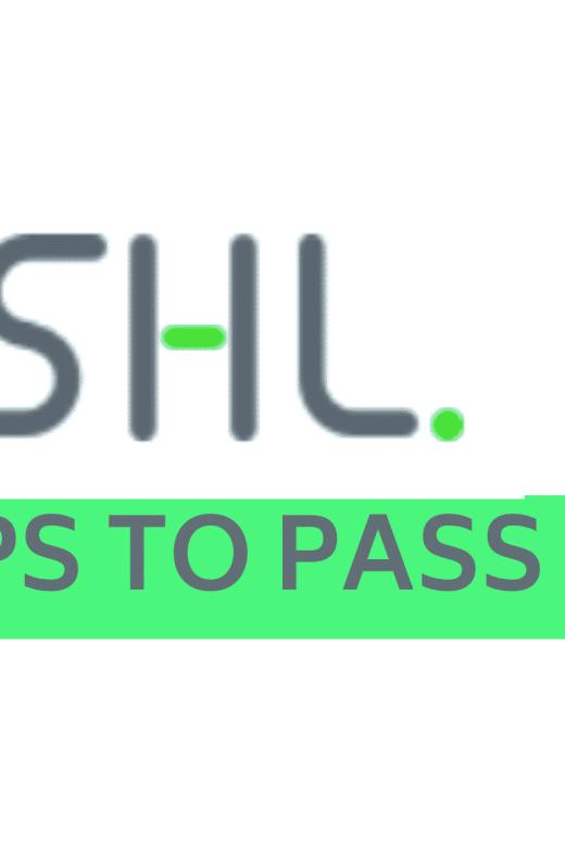 shl assessment