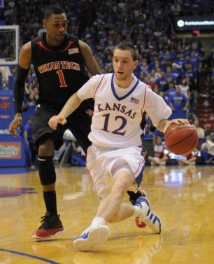 Brady Morningstar - Kansas '11