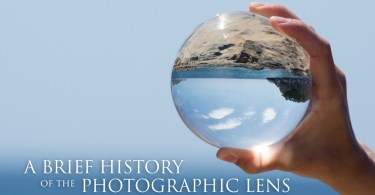 A Brief History of the Photographic Lens