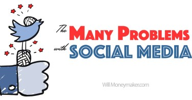 The Many Problems with Social Media