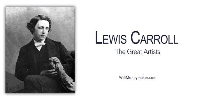 The Great Artists – Lewis Carroll