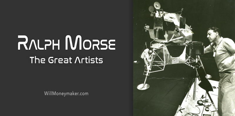 The Great Artists – Ralph Morse