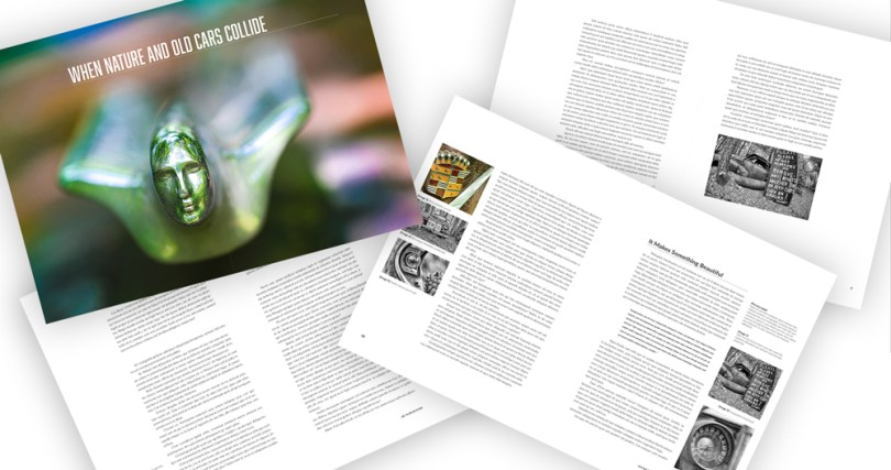 A Guide to Publishing Photo Books