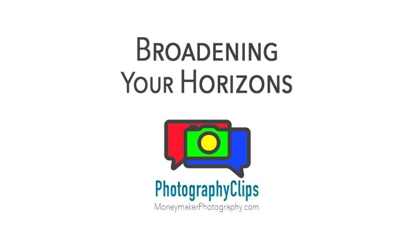 Broadening Your Horizons