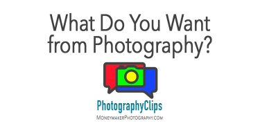 What Do You Want from Photography?