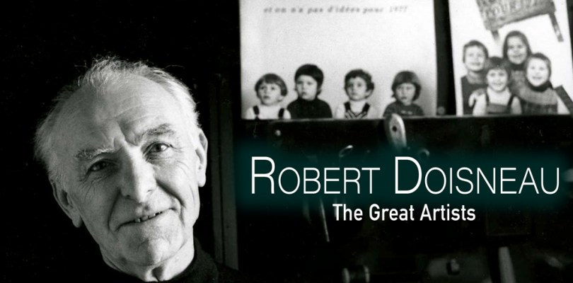 Robert Doisneau: The Great Artists
