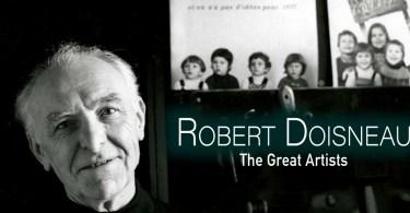 Robert Doisneau: The Great Artists