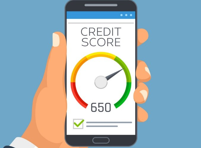 credit score guage