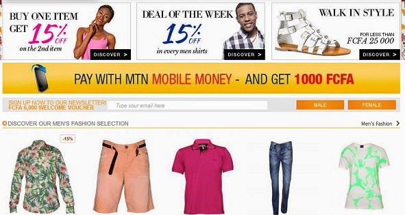 5 best online shops in Cameroon