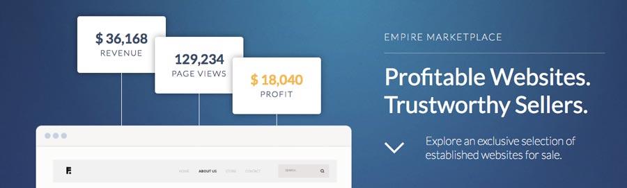 Make money online by selling websites