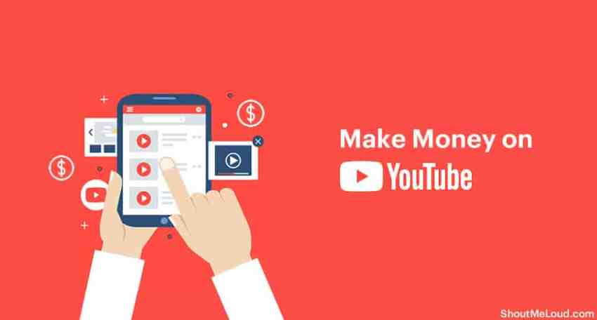 Make money online: Youtube