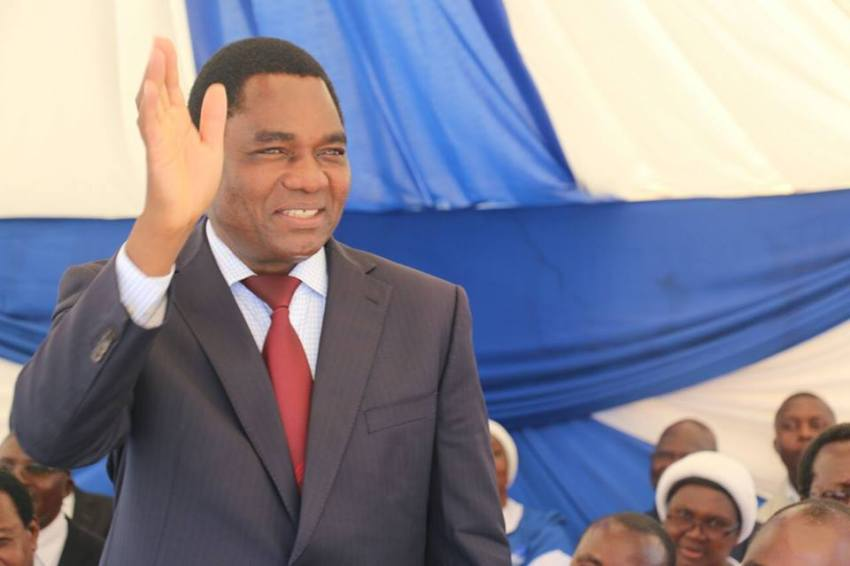 Hakainde Hichilema net worth
