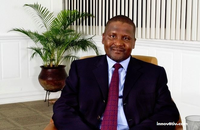 Aliko Dangote is The Richest Black Person in The World