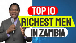 Richest People in Zambia