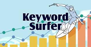 Keyword Surfer Google Chrome