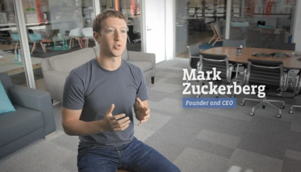 Mark Zuckerberg - CEO Facebook