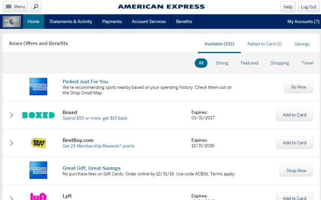 amex-offer-website