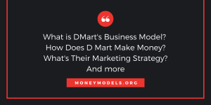"DMart Business Model: How Does DMart Make Money With Huge Discounts?<span class=""wtr-time-wrap after-title""><span class=""wtr-time-number"">9</span> min read</span>"