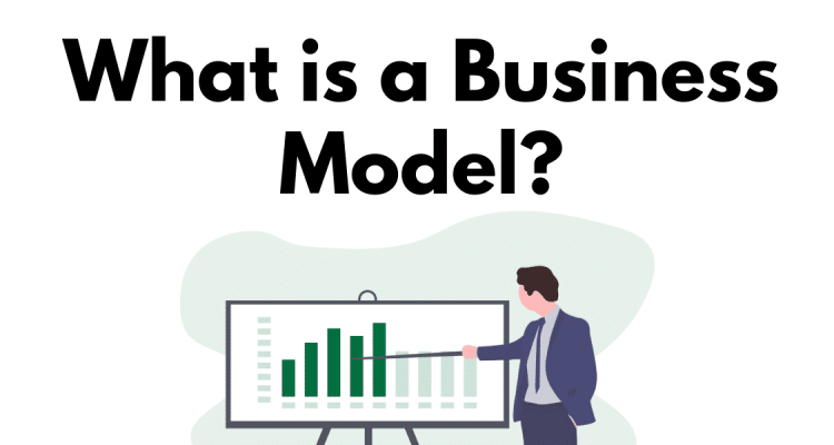 What is a business model? Osterwalders business model canvas