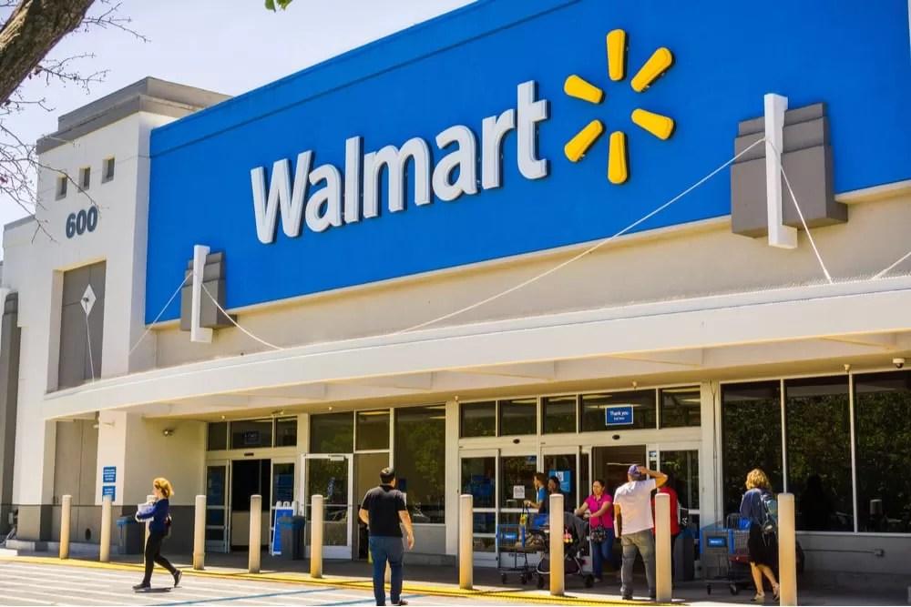 Walmart Store pictoral representation - How does Walmart make money - Walmart business model