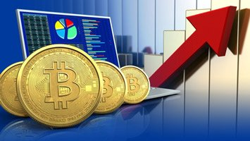 Why is the Bitcoin price rising