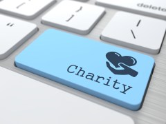 charity keyboard
