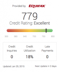 help credit score fast
