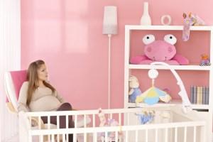 baby costs painting nursery