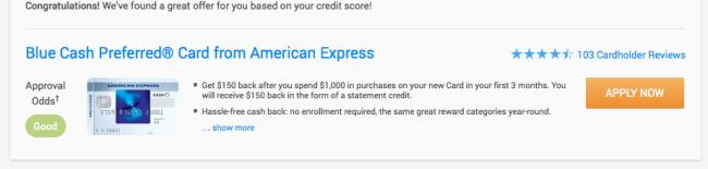 credit karma free credit scores ad 3