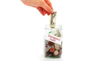 start saving for retirement emergency fund
