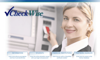 bad credit bank account checkwise