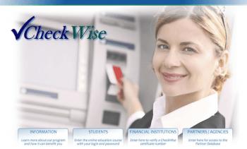 bad credit bank account checkwise