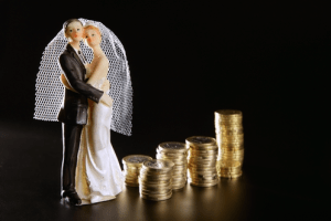marriage talks money