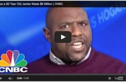 $8 million janitor