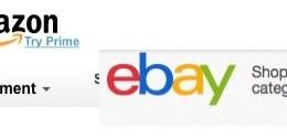 ebay vs amazon sell stuff