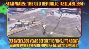 most expensive video games star wars the old republic