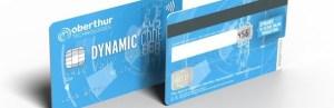 oberthur dynamic code cards cvv