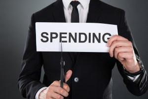 reduce credit card debt reduce spending